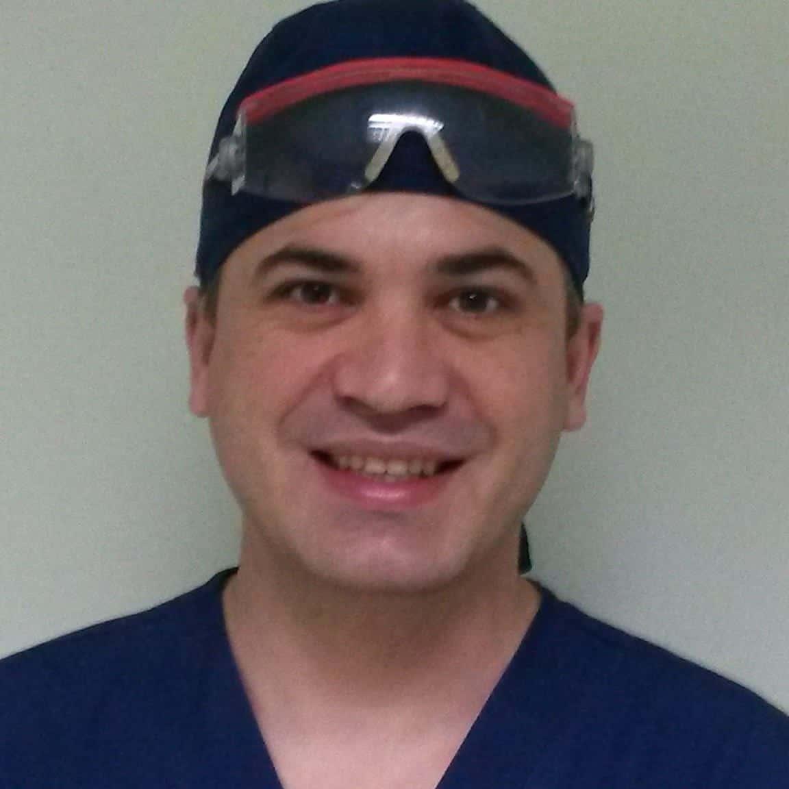 Dr. Dan Aristide